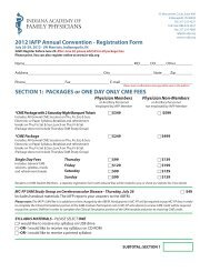 Convention Registration Form 13 - Overeaters Anonymous
