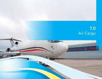 Air Cargo - EIA Corporate - Edmonton International Airport