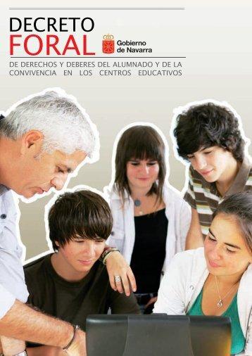 decreto foral - Gobierno de Navarra
