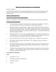 DRAFT PAC MINUTES FOR May 27, 2013 MEETING People in ...