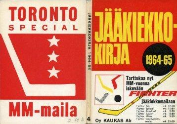 1964-65 - Urheilumuseo