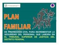 Plan Familiar de Protección Civil, para incrementar la seguridad del ...