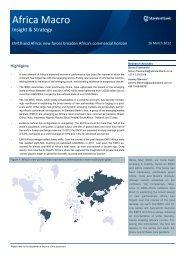 New Forces Broaden Africa's Commercial Horizon - TradeMark ...