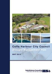 Drought Management Plan - Coffs Harbour City Council - NSW ...