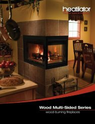 Wood Multi-Sided Series - Chimney Solutions