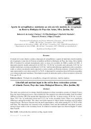 Floresta e Ambiente - 2005 - 12_16 - UFRRJ