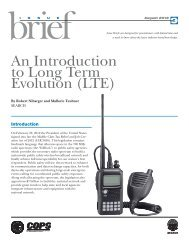 An Introduction to Long Term Evolution (LTE) - SEARCH - National ...