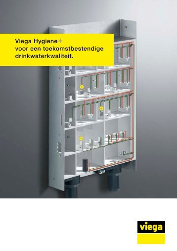 Brochure Hygiene plus - Viega
