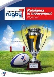 Reglement de la coupe de france de rugby à 7- 2012_2013 - Artologik