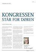 september 2011 - Foreningen af Radiografer i Danmark - Page 3