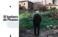 Pablo Picasso y Eugenio Arias fueron dos amigos ... - diasiete.com