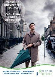 Business Gateway - The Edinburgh Chamber of Commerce