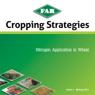 to view PDF... - Foundation for Arable Research