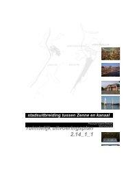 01. toelichtingsnota en stedenbouwkundige voorschriften - Vilvoorde
