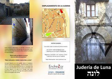 folleto juderia