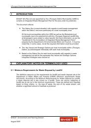 1 introduction 2 explanatory notes on terminology used - KZN ...