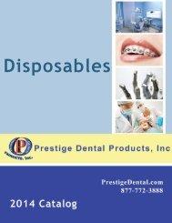 Disposables - Prestige Dental Products