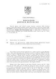 rozsudekjm é nemrepubliky - Nejvyšší správní soud