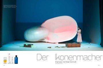 ein Interview mit Peter Schmidt von Susanne Filter