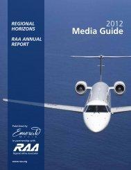 2012 Media Guide - Regional Airline Association