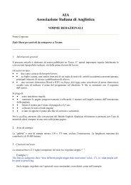 AIA norme redazionali