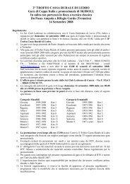 2° Trofeo Cassa Rurale di Ledro - Skiroll.it