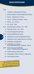 Download - Donauschiffahrt Wurm + Köck - Page 2