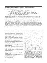 Quantification of condylar resorption in temporomandibular joint ...