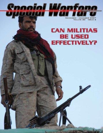 Special Warfare Nov_Dec_07 - Human Resources Main Menu - The ...