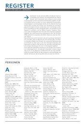 KUNST_UND_AUKTION_Register2009 - Zeit Kunstverlag