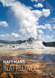 Download brochure - Haffmans