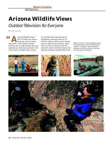 Views TV - Arizona Game and Fish Department
