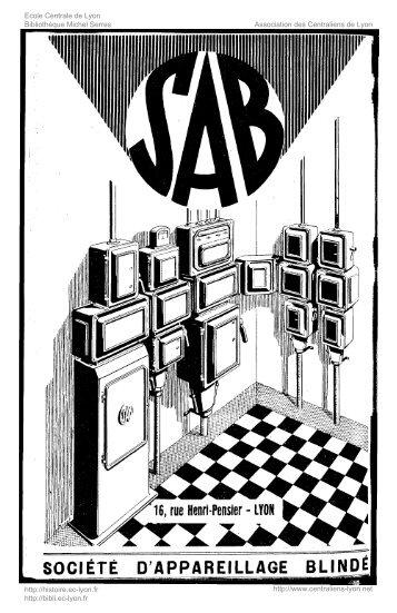 Revue Technica, année 1943, numéro 49 - Histoire de l'École ...