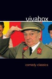 comedy classics - vivabox.be
