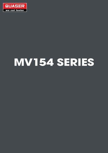 MV154 SERIES - Stroje