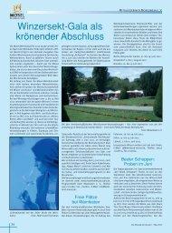 Mitgliederinfo Moselwein e.V. Mai 2012 - mosel weinkulturland