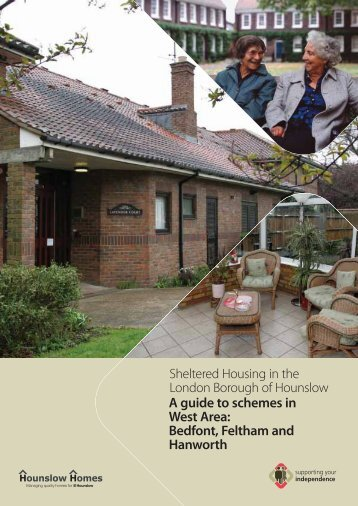 A guide to schemes in West Area: Bedfont ... - Hounslow Homes