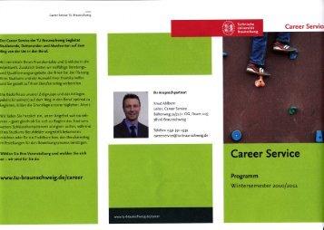 TU Braunschweig CareerService