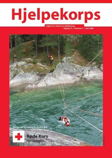 2/2008 - Røde Kors