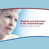 Ãœbelkeit und Erbrechen in der Chemotherapie - ribosepharm GmbH