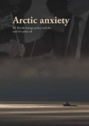Arctic anxiety - Greenpeace