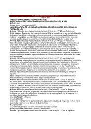Ley Nº 452 - Secretaria de Ambiente y Desarrollo Sustentable