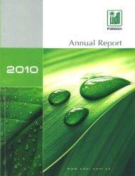 2009-2010 VIEW - United Distributors Pakistan Ltd.