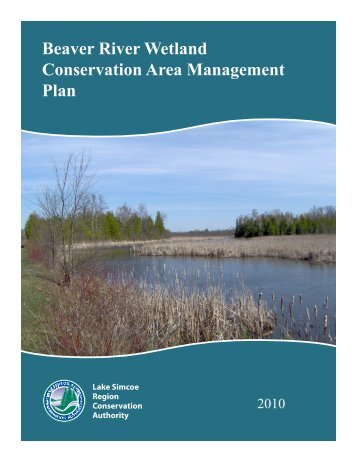 beaver_managemen t_plan.pdf - Lake Simcoe Region Conservation ...