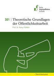 Leseprobe 301 - Freie Journalistenschule