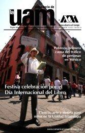 Festiva celebración por el Día Internacional del Libro - UAM ...