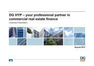 [12/2011 EUR b ] New business volume, commercial real estate ...