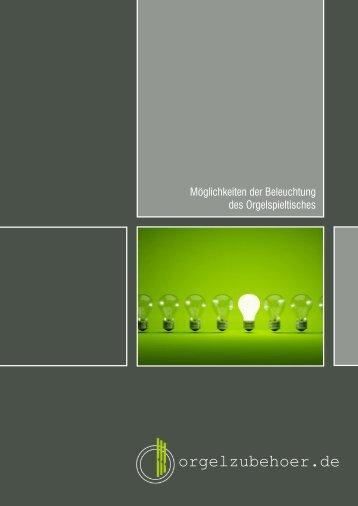 orgelzubehoer.de - bei der Roller GmbH