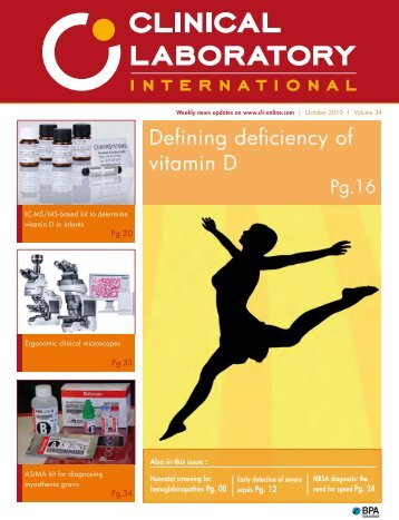 Defining deficiency of vitamin D