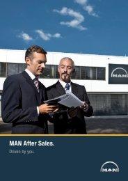MAN After Sales Brochure - MAN Truck & Bus Schweiz AG